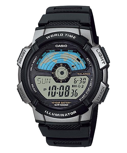 948040590849 Inicio - Relojes INTI - 100% CASIO